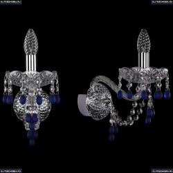 10.24.1.165.Cr.XL.V3001 Бра хрустальное Bohemia Art Classic (Арт Классик), 11.24