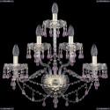 10.24.2+2+1.200.XL.Gd.V7010 Бра хрустальное Bohemia Art Classic (Арт Классик), 11.24