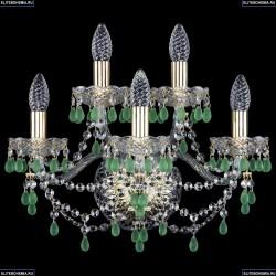 10.24.3+2.165.Gd.V5001 Бра хрустальное Bohemia Art Classic (Арт Классик), 11.24