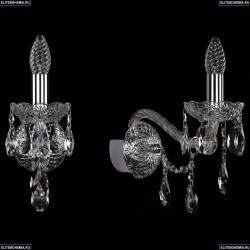 10.25.1.165.Cr.Sp Бра хрустальное Bohemia Art Classic (Арт Классик), 11.25