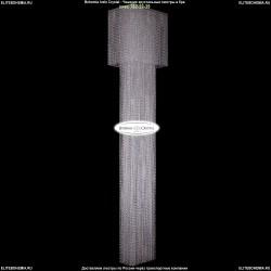 2001/40/60/3500/Ni Хрустальная люстра большая Bohemia Ivele Crystal (Богемия)