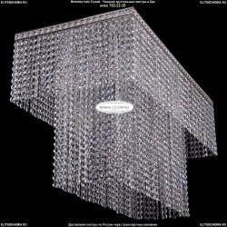 2001/40/80/45/Ni Хрустальная потолочная люстра Bohemia Ivele Crystal (Богемия)
