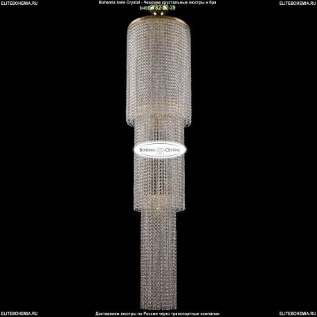 2131/40-170/G Хрустальная каскадная люстра Bohemia Ivele Crystal