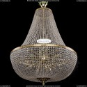 2150/100/G Большая хрустальная люстра Bohemia Ivele Crystal