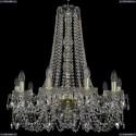 11.11.10.240.h-74.Gd.Sp Люстра хрустальная Bohemia Art Classic (Арт Классик), 11.11