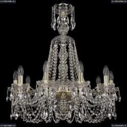 11.11.10.240.XL-74.Gd.Sp Люстра хрустальная Bohemia Art Classic (Арт Классик), 11.11