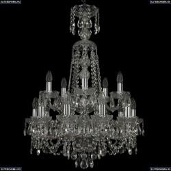 11.11.10+5.195.2d.XL-85.Cr.Sp Люстра хрустальная Bohemia Art Classic (Арт Классик), 11.11