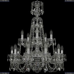 11.11.10+5.240.2d.XL-85.Cr.Sp Люстра хрустальная Bohemia Art Classic (Арт Классик), 11.11