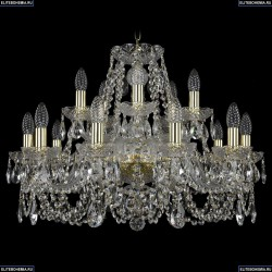 11.11.10+5.240.Gd.Sp Люстра хрустальная Bohemia Art Classic (Арт Классик), 11.11