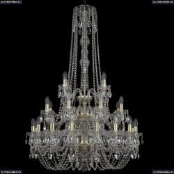 11.11.16+8+4.300.3d.h-128.Gd.Sp Люстра хрустальная Bohemia Art Classic (Арт Классик), 11.11