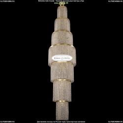 2171/50-220/G Хрустальная каскадная люстра Bohemia Ivele Crystal