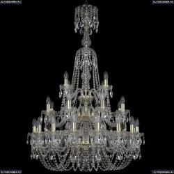 11.11.16+8+4.300.3d.XL-128.Gd.Sp Люстра хрустальная Bohemia Art Classic (Арт Классик), 11.11