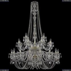 11.11.16+8+4.400.2d.h-160.Gd.Sp Люстра хрустальная Bohemia Art Classic (Арт Классик), 11.11