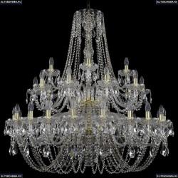 11.11.20+10+5.400.2d.Gd.Sp Люстра хрустальная Bohemia Art Classic (Арт Классик), 11.11