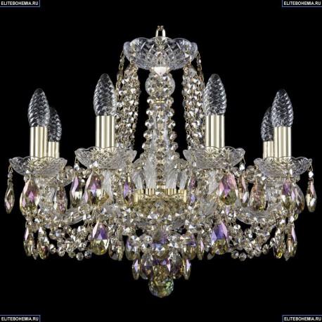 11.11.8.165.Gd.Sp.R801 Люстра хрустальная Bohemia Art Classic (Арт Классик), 11.11