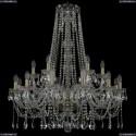 11.12.12+6.300.h-94.Br.Sp Люстра хрустальная Bohemia Art Classic (Арт Классик), 11.12