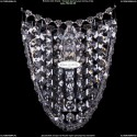 7708/1/S/Ni Хрустальное бра Bohemia Ivele Crystal