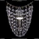 7708/1/S/Pa Хрустальное бра Bohemia Ivele Crystal (Богемия)
