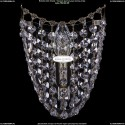 7708/1/S/Pa Хрустальное бра Bohemia Ivele Crystal