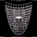7708/3S/Pa Хрустальное бра Bohemia Ivele Crystal