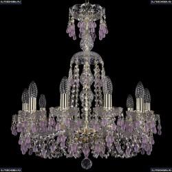 11.24.10.200.XL-64.Gd.V7010 Люстра хрустальная Bohemia Art Classic (Арт Классик), 11.24