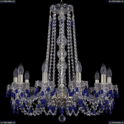 11.24.10.220.h-70.Gd.V3001 Люстра хрустальная Bohemia Art Classic (Арт Классик), 11.24