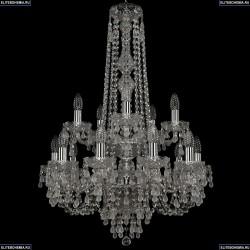 11.24.10+5.200.2d.h-87.Cr.V0300 Люстра хрустальная Bohemia Art Classic (Арт Классик), 11.24