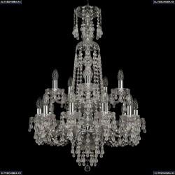 11.24.10+5.200.2d.XL-87.Cr.V0300 Люстра хрустальная Bohemia Art Classic (Арт Классик), 11.24