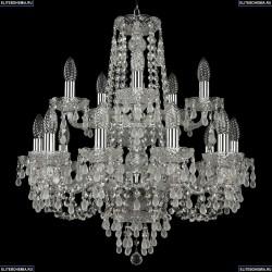 11.24.10+5.200.Gd.Cr.V0300 Люстра хрустальная Bohemia Art Classic (Арт Классик), 11.24