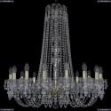 11.24.16.300.h-86.Gd.V0300 Люстра хрустальная Bohemia Art Classic (Арт Классик), 11.24