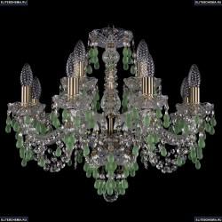11.24.8+4.200.Br.V5001 Люстра хрустальная Bohemia Art Classic (Арт Классик), 11.24