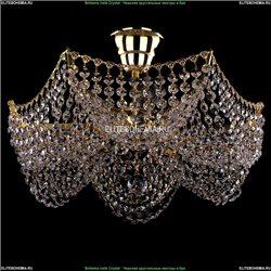 7708/3/G Хрустальная потолочная люстра Bohemia Ivele Crystal