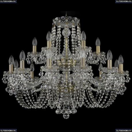 11.26.12+6.300.2d.Br.B Люстра хрустальная Bohemia Art Classic (Арт Классик), 11.26
