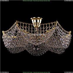 7708/6/G Хрустальная потолочная люстра Bohemia Ivele Crystal