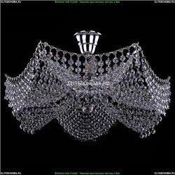 7708/6/Ni Хрустальная потолочная люстра Bohemia Ivele Crystal