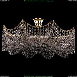 7708/9/G Хрустальная потолочная люстра Bohemia Ivele Crystal