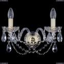 10.11.2.141.Gd.Sp Бра хрустальное Bohemia Art Classic (Арт Классик), 11.11