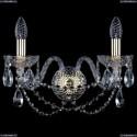 10.11.2.165.Gd.Sp Бра хрустальное Bohemia Art Classic (Арт Классик), 11.11