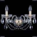 10.11.2.165.XL.Gd.Sp Бра хрустальное Bohemia Art Classic (Арт Классик), 11.11