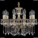 1702/10/175/A/GW Хрустальная подвесная люстра Bohemia Ivele Crystal