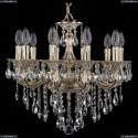 1702/10/175/B/GW Хрустальная подвесная люстра Bohemia Ivele Crystal