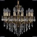 1702/12/175/B/GB Хрустальная подвесная люстра Bohemia Ivele Crystal