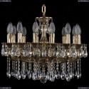 1702/14/175/A/GB Хрустальная подвесная люстра Bohemia Ivele Crystal