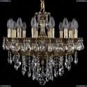 1702/14/175/B/GB Хрустальная подвесная люстра Bohemia Ivele Crystal