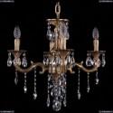 1702/4/175/B/FP Хрустальная подвесная люстра Bohemia Ivele Crystal