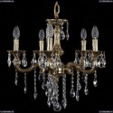 1702/5/175/B/GB Хрустальная подвесная люстра Bohemia Ivele Crystal