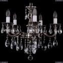 1702/5/175/B/NB Хрустальная подвесная люстра Bohemia Ivele Crystal