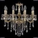 1702/8/175/B/GI Хрустальная подвесная люстра Bohemia Ivele Crystal