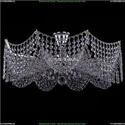 7708/9/Ni Хрустальная потолочная люстра Bohemia Ivele Crystal
