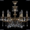 1702/6/210/A/GB Хрустальная подвесная люстра Bohemia Ivele Crystal